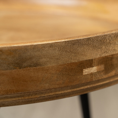 Столик из массива манго, САМПАТИ